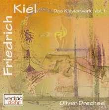 Friedrich Kiel (1821-1885): Das Gesamtwerk für Klavier Vol.1, CD