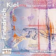 Friedrich Kiel (1821-1885): Das Gesamtwerk für Klavier Vol.2, CD