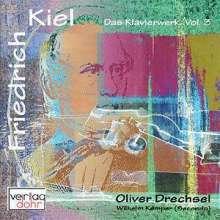 Friedrich Kiel (1821-1885): Das Gesamtwerk für Klavier Vol.3, CD