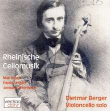 Dietmar Berger,Cello, CD