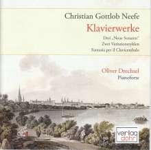 Christian Gottlob Neefe (1748-1798): Klavierwerke, CD