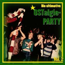 Die ultimative Ostalgie-Party Vol. 2, CD