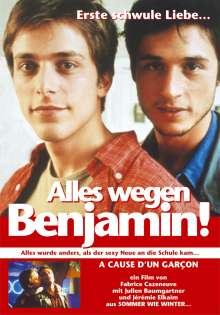Alles wegen Benjamin (OmU), DVD