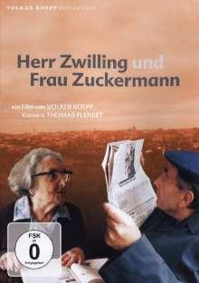 Volker Koepp: Herr Zwilling und Frau Zuckermann, DVD
