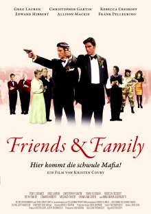 Friends & Family (OmU), DVD