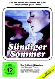 Sündiger Sommer (OmU), DVD