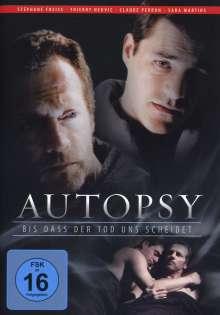 Autopsy - Bis das der Tod uns scheidet (OmU), DVD