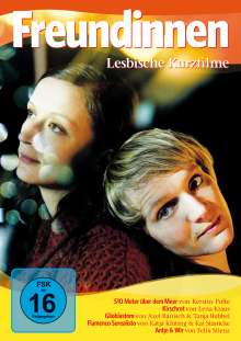 Freundinnen - Lesbische Kurzfilme, DVD