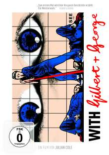 With Gilbert + George (OmU), DVD