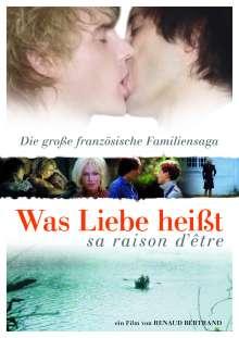 Was Liebe heisst (OmU), 2 DVDs