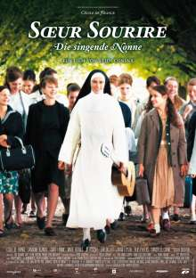 Soeur Sourire - Die singende Nonne, DVD