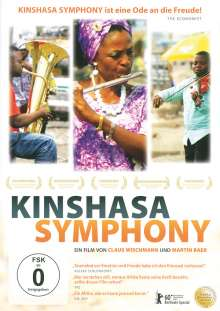 Kinshasa Symphony (OmU), DVD