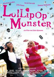 Lollipop Monster, DVD