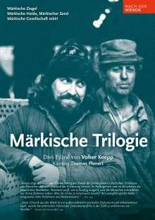 Märkische Trilogie, DVD