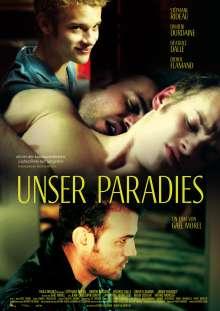 Unser Paradies (OmU), DVD