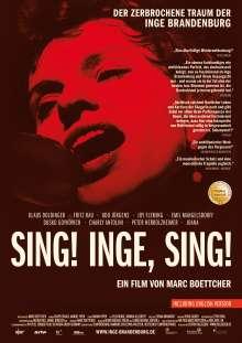 Sing! Inge, sing! - Der zerbrochene Traum der Inge Brandenburg, DVD