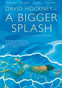 A Bigger Splash (OmU), DVD