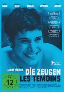 Die Zeugen (OmU), DVD