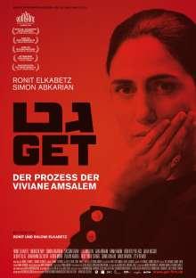 Get - Der Prozess der Viviane Amsalem, DVD