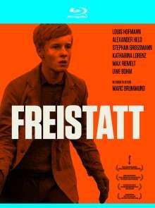 Freistatt (Blu-ray), Blu-ray Disc
