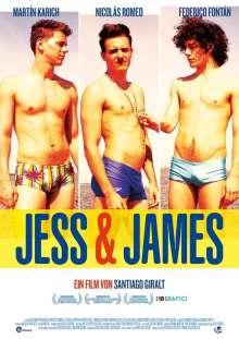 Jess & James (OmU), DVD
