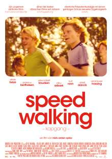 Speed Walking (OmU), DVD