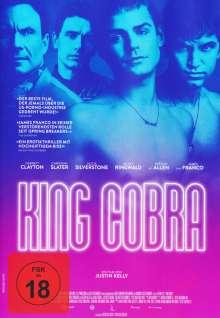 King Cobra (OmU), DVD