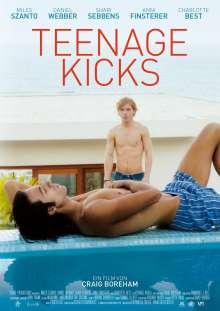 Teenage Kicks (OmU), DVD