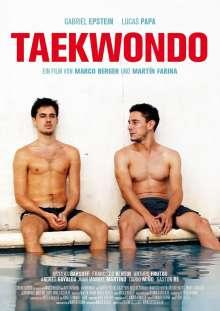 Taekwondo (OmU), DVD