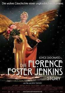Die Florence Foster Jenkins Story, DVD