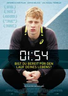 01:54 (OmU), DVD