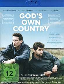 God's Own Country (Blu-ray), Blu-ray Disc