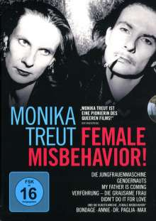 Monika Treut - Female Misbehavior!, 5 DVDs