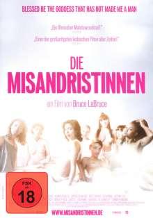 Die Misandristinnen (OmU), DVD