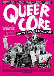Queercore - How to Punk a Revolution (OmU), DVD
