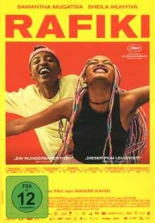 Rafiki (OmU), DVD