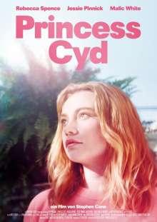 Princess Cyd (OmU), DVD