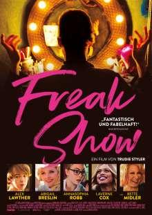 Freak Show (OmU), DVD