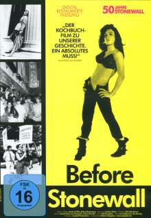 Before Stonewall (OmU), DVD