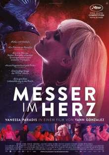 Messer im Herz (OmU), DVD