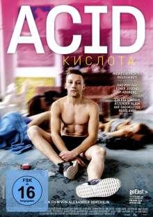 Acid (OmU), DVD