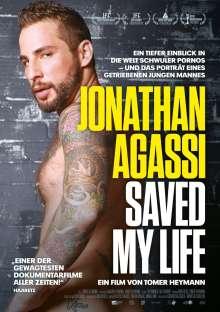 Jonathan Agassi saved my Life (OmU), DVD