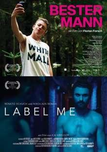 Bester Mann / Label Me, DVD