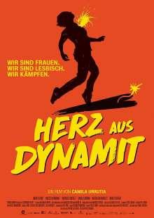 Herz aus Dynamit (OmU), DVD