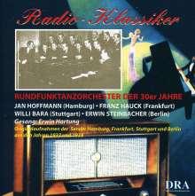 Rundfunktanzorchester der 30er Jahre, CD