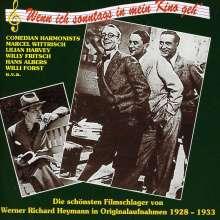 Werner Richard Heymann (1896-1961): Wenn ich sonntags in mein Kino geh', CD