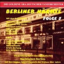 Berliner Nächte Vol.3, CD