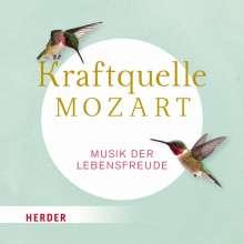 Kraftquelle Mozart, CD