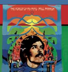 Paul Parrish: The Forest Of My Mind (remastered), LP