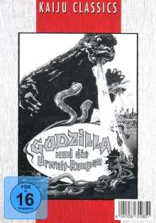 Godzilla und die Urwelt-Raupen, 2 DVDs